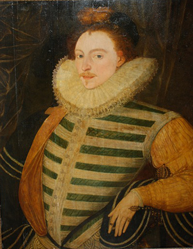 Edward de Vere, 17th Earl of Oxford, K Chiljan